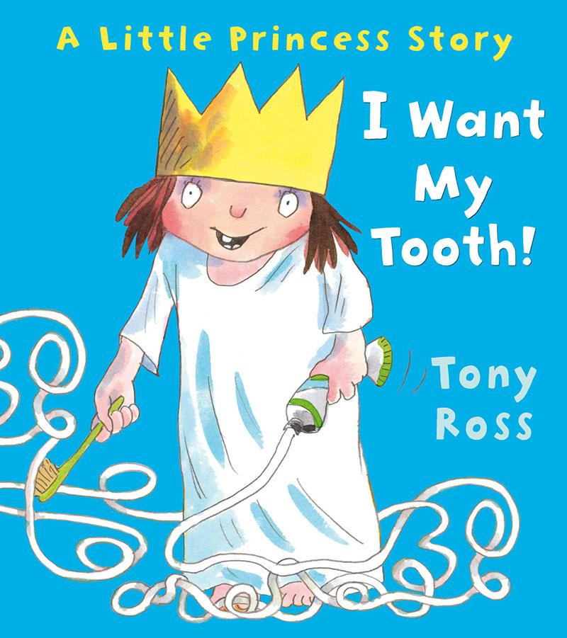 I Want My Tooth! - Jacket