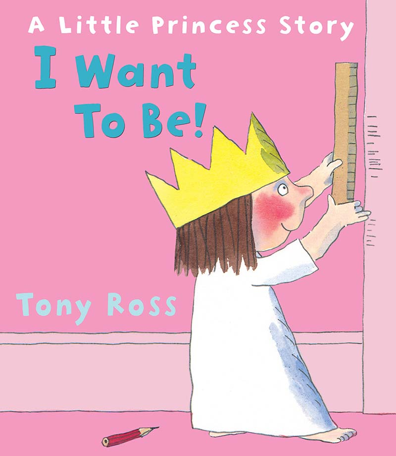 I Want to Be! (Little Princess) - Jacket
