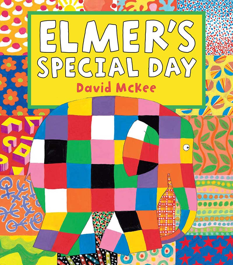 Elmer's Special Day - Jacket