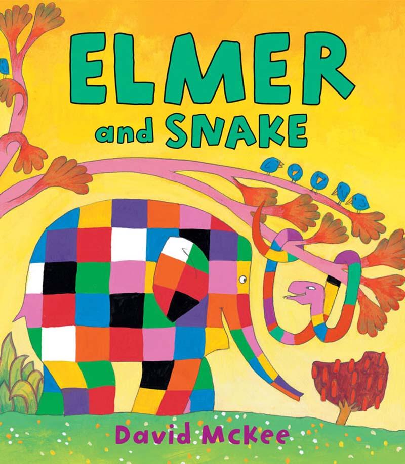 Elmer and Snake - Jacket