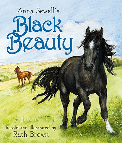 Black Beauty (Picture Book) - Jacket