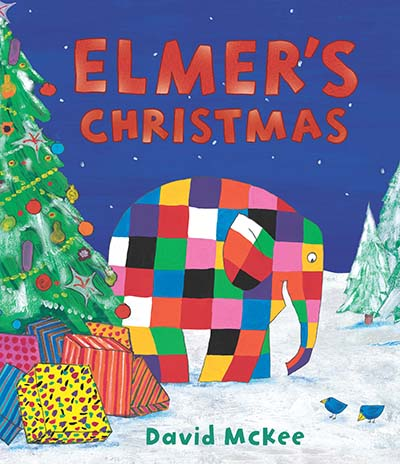 Elmer's Christmas - Jacket