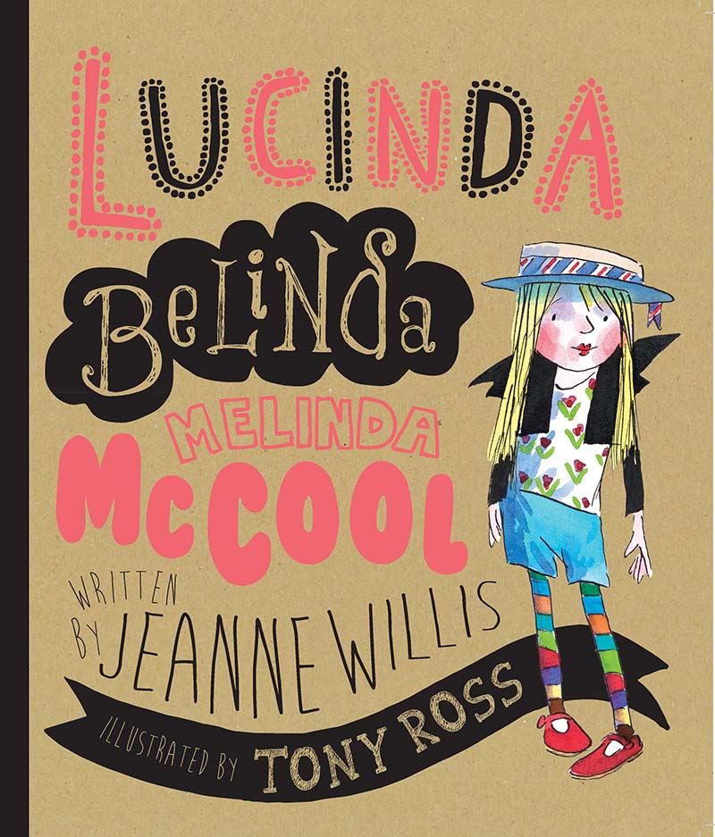 Lucinda Belinda Melinda McCool - Jacket