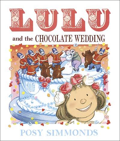 Lulu and the Chocolate Wedding - Jacket