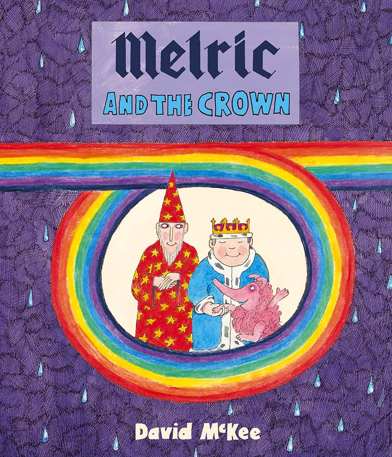 Melric and the Crown - Jacket