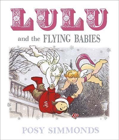 Lulu and the Flying Babies - Jacket
