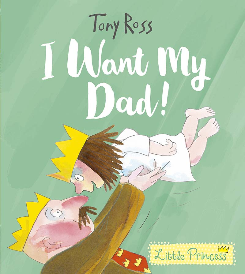 I Want My Dad! - Jacket