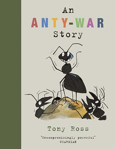 An Anty-War Story - Jacket