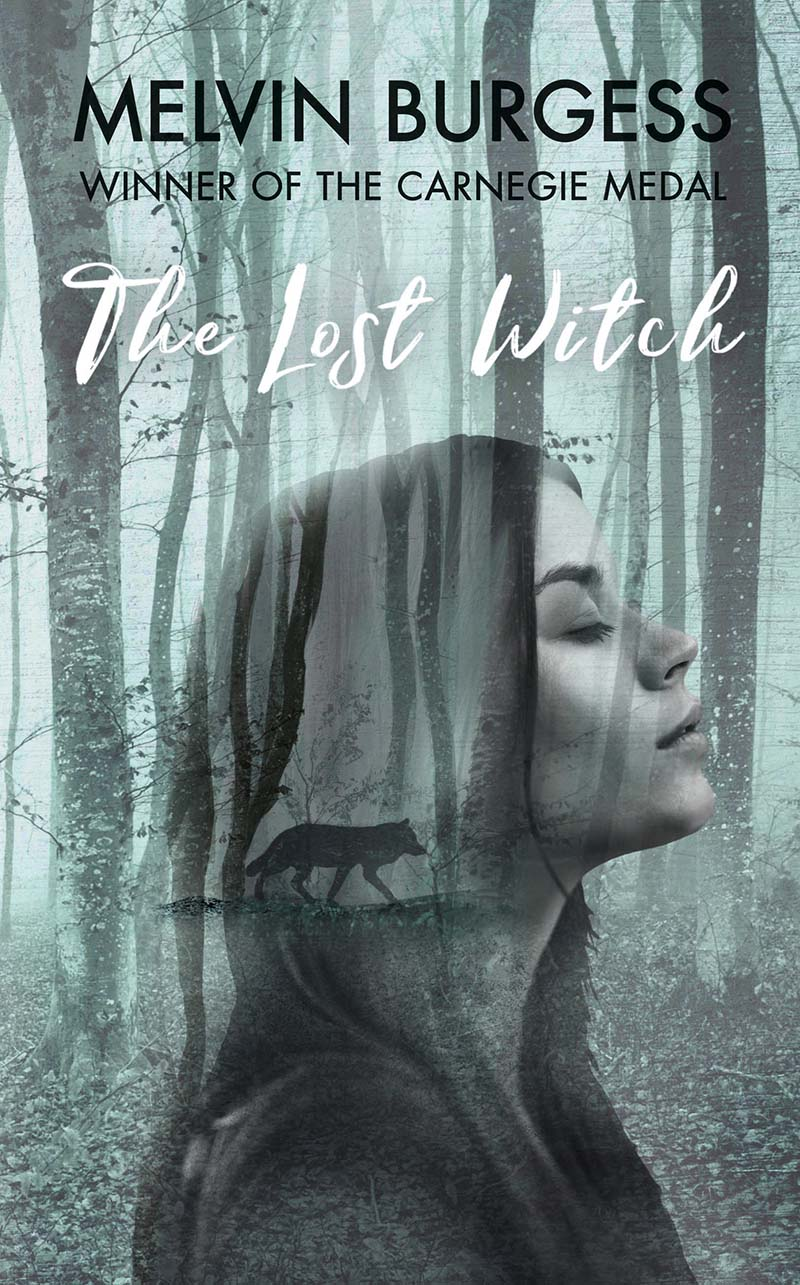 The Lost Witch - Jacket