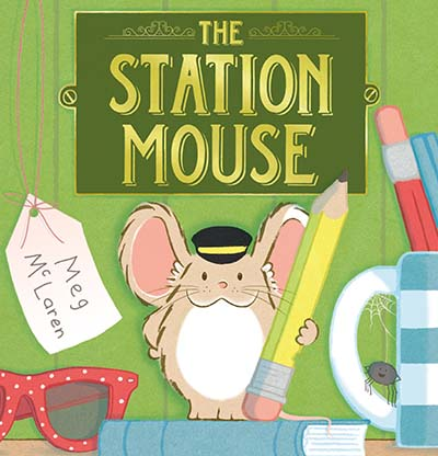 The Station Mouse - Jacket
