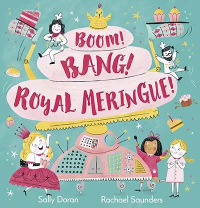 Boom! Bang! Royal Meringue! - Jacket