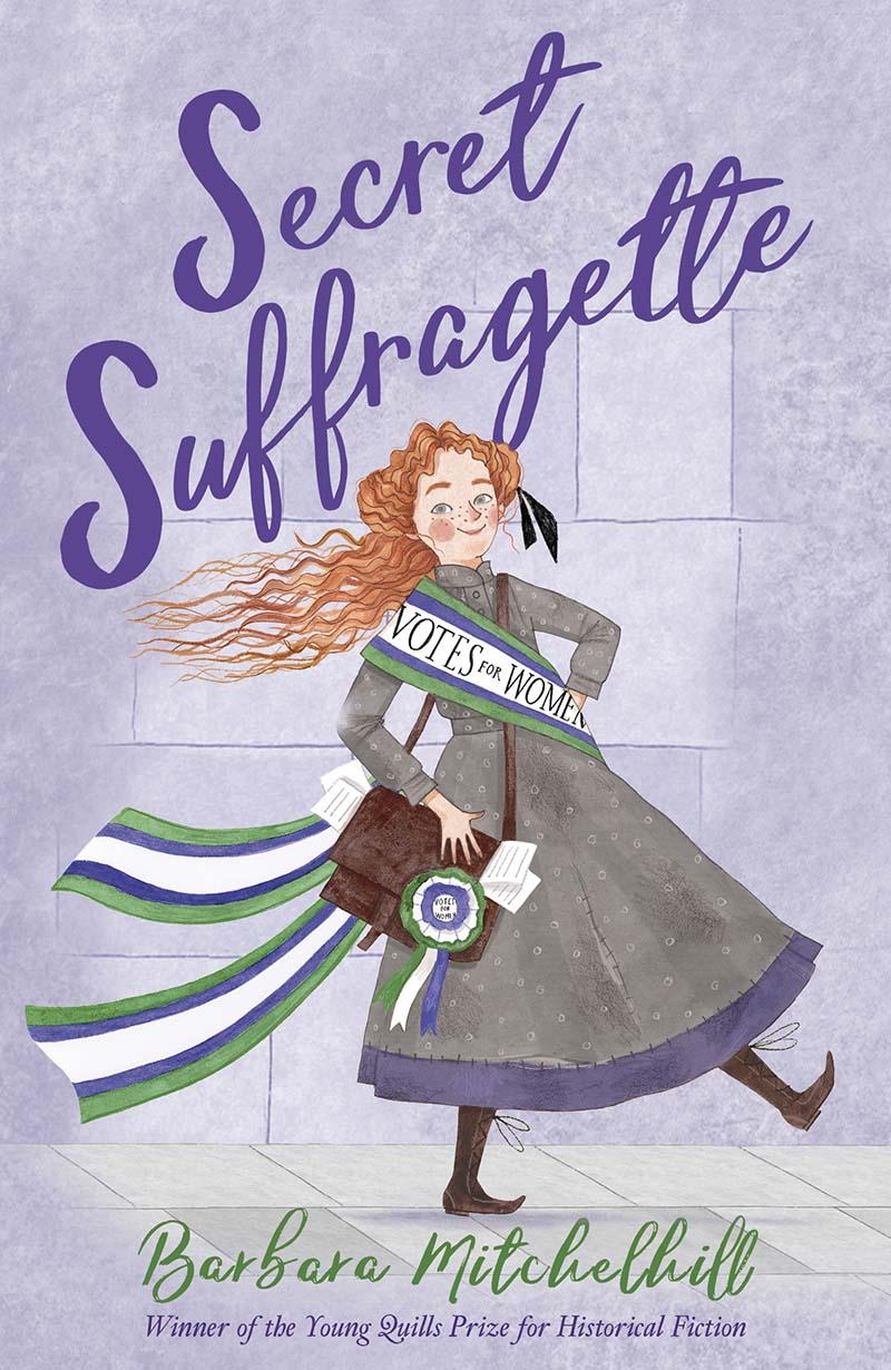 Secret Suffragette - Jacket