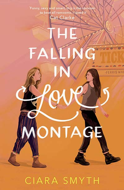 The Falling in Love Montage - Jacket
