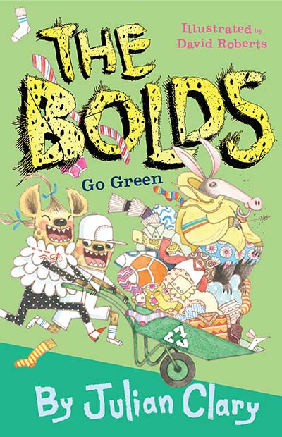 The Bolds Go Green - Jacket