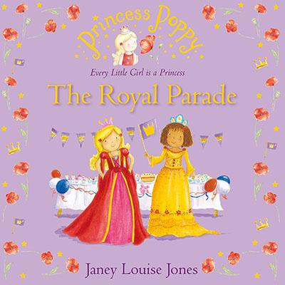 Princess Poppy: The Royal Parade - Jacket