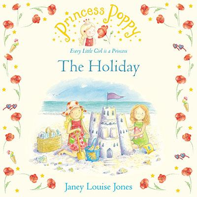 Princess Poppy: The Holiday - Jacket