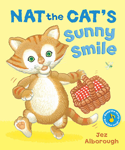 Nat the Cat's Sunny Smile - Jacket