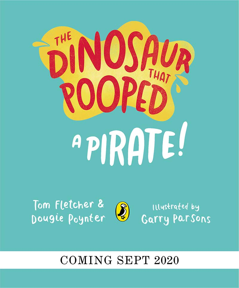 The Dinosaur that Pooped a Pirate - Jacket