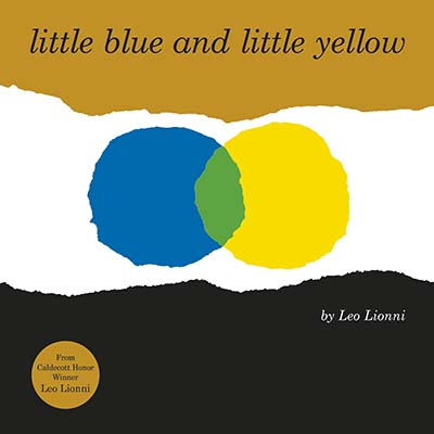 Little Blue and Little Yellow - Jacket