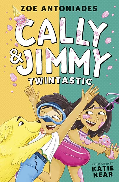 Cally and Jimmy: Twintastic - Jacket
