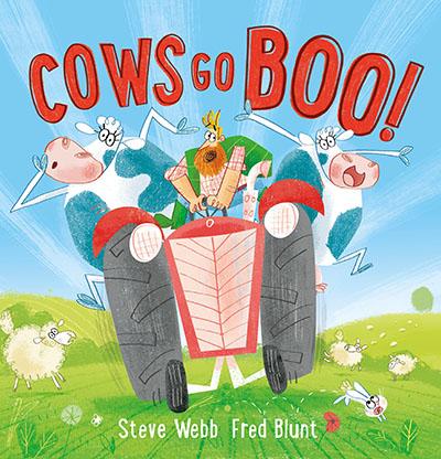 Cows Go Boo! - Jacket