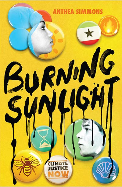 Burning Sunlight - Jacket