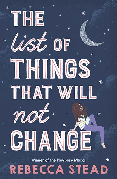 The List of Things That Will Not Change - Jacket