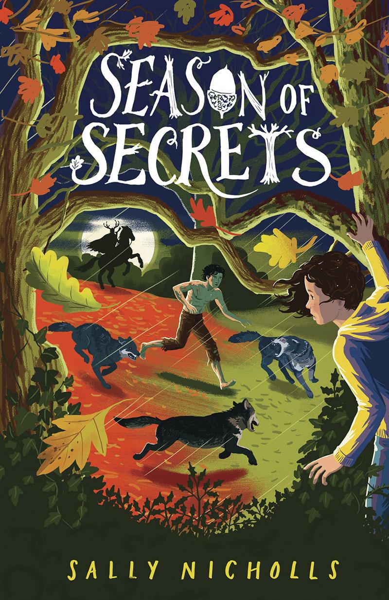 Season of Secrets - Jacket