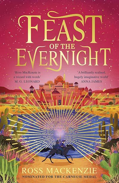 Feast of the Evernight - Jacket