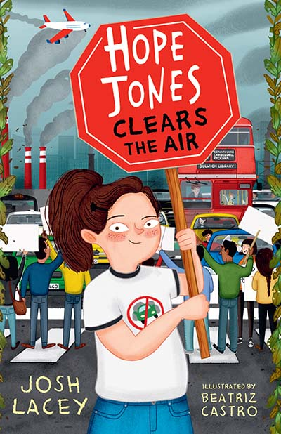 Hope Jones Clears the Air - Jacket