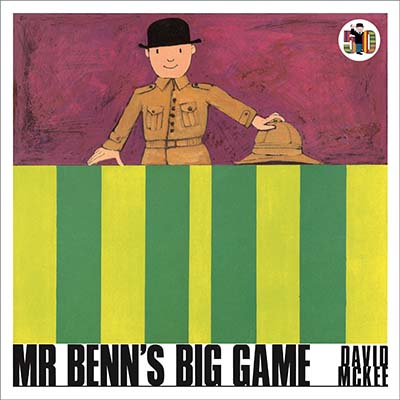 Mr Benn's Big Game - Jacket