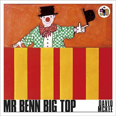 Mr Benn Big Top - Jacket