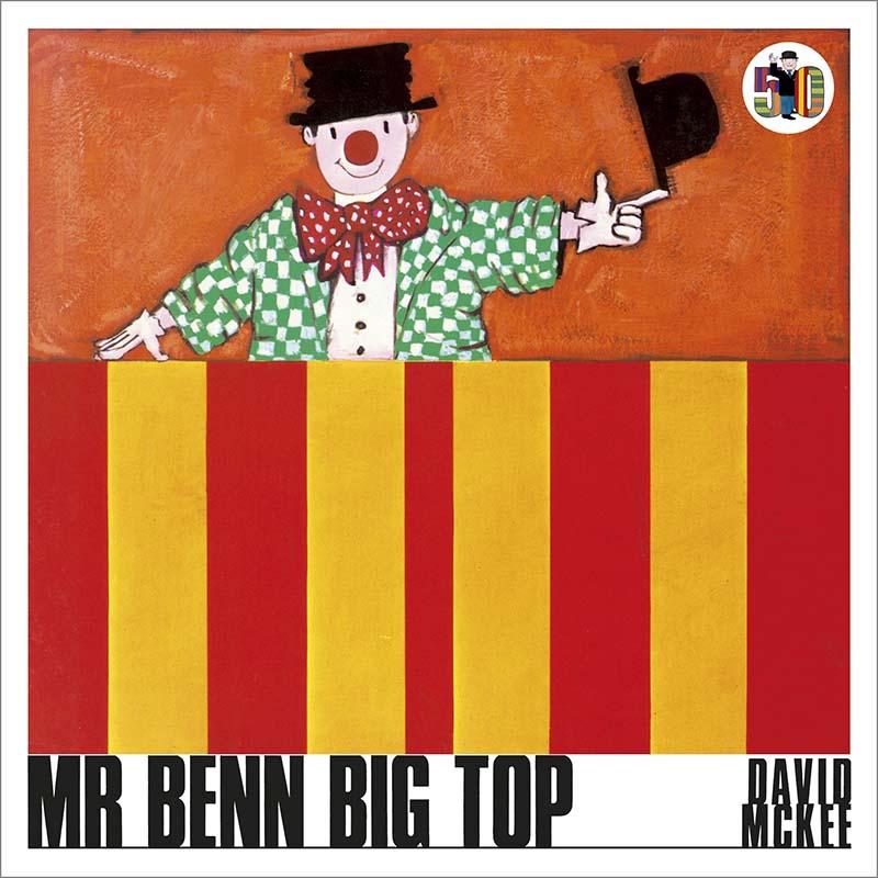 Mr Benn Big Top - Jacket