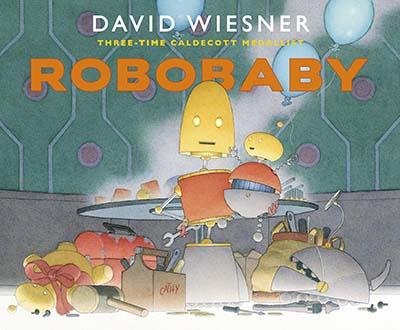 Robobaby - Jacket