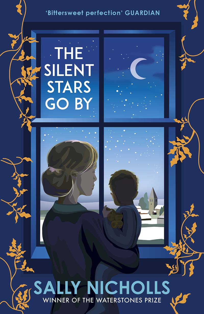 The Silent Stars Go By - Jacket