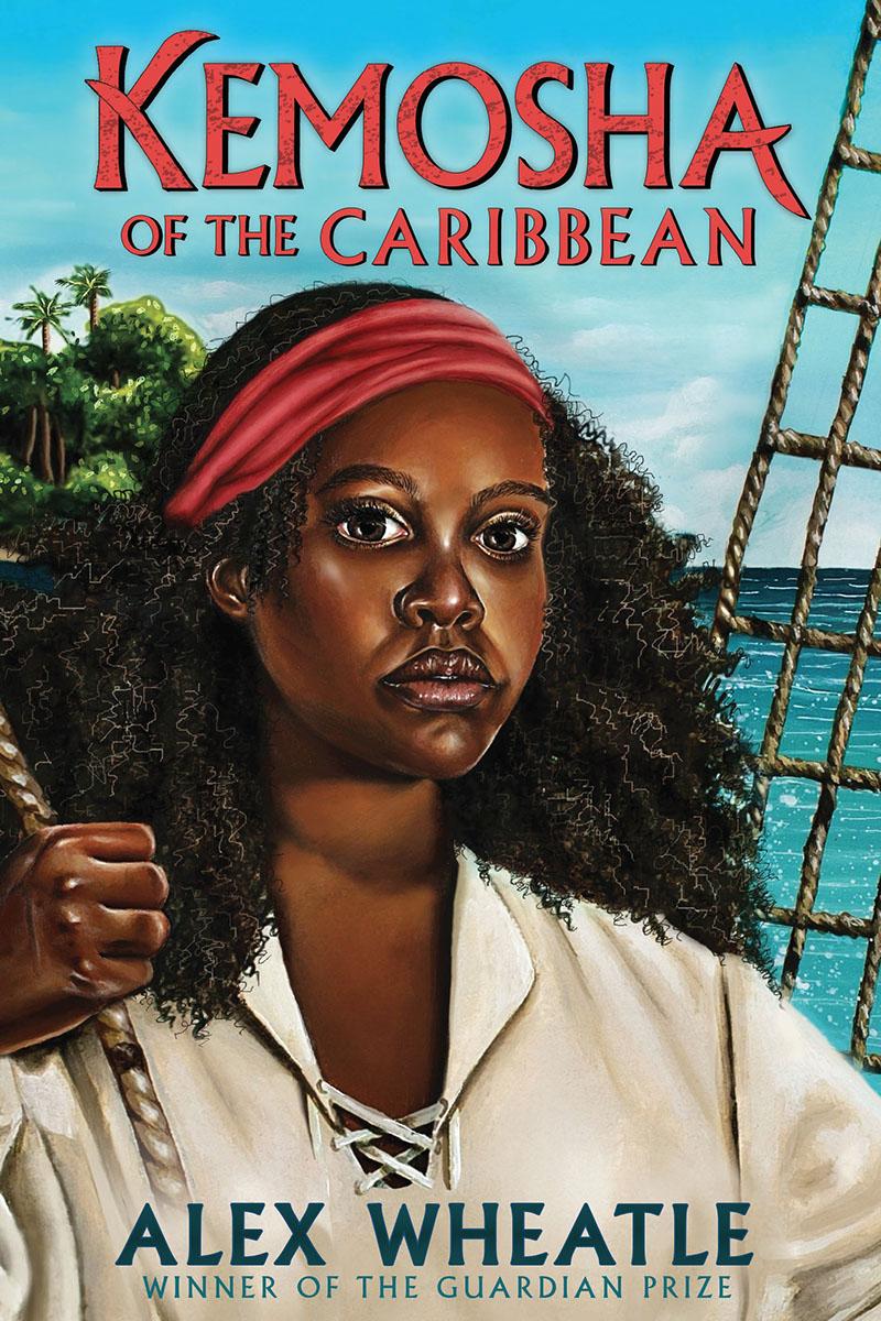 Kemosha of the Caribbean - Jacket