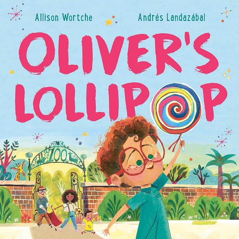 Oliver's Lollipop - Jacket