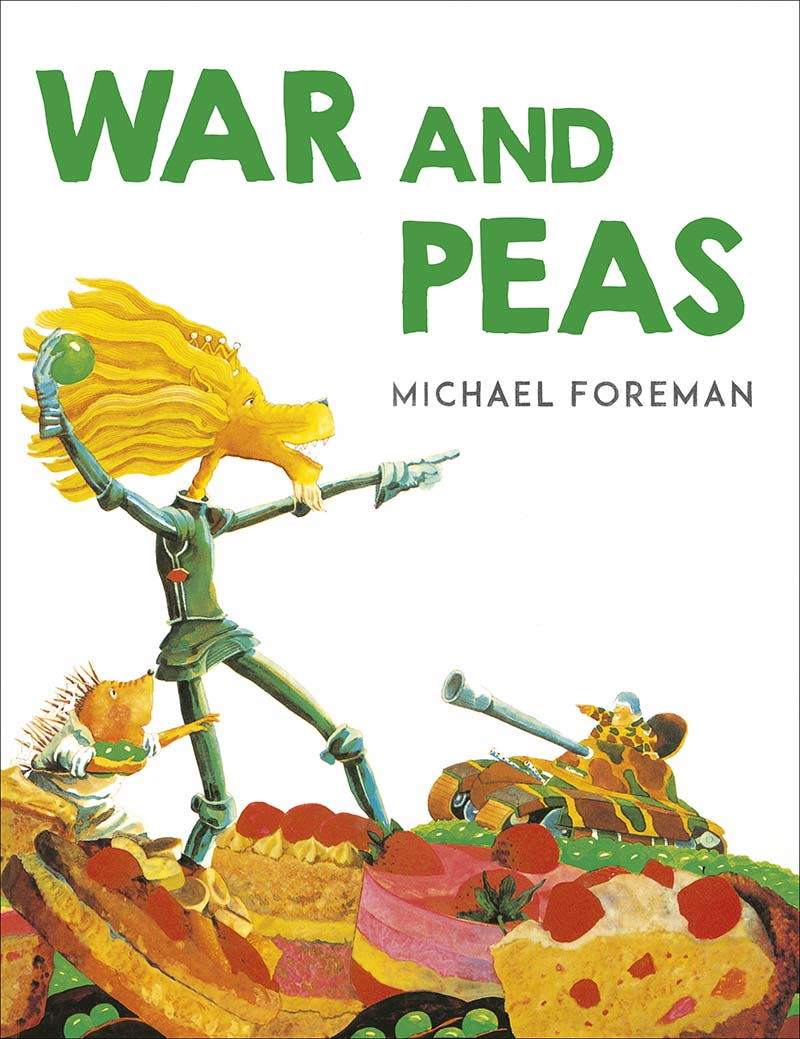 War And Peas - Jacket