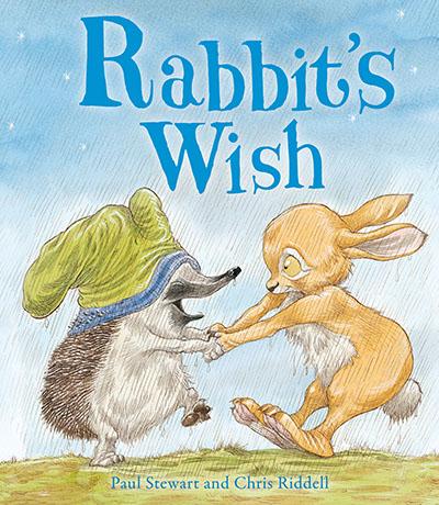 Rabbit's Wish - Jacket