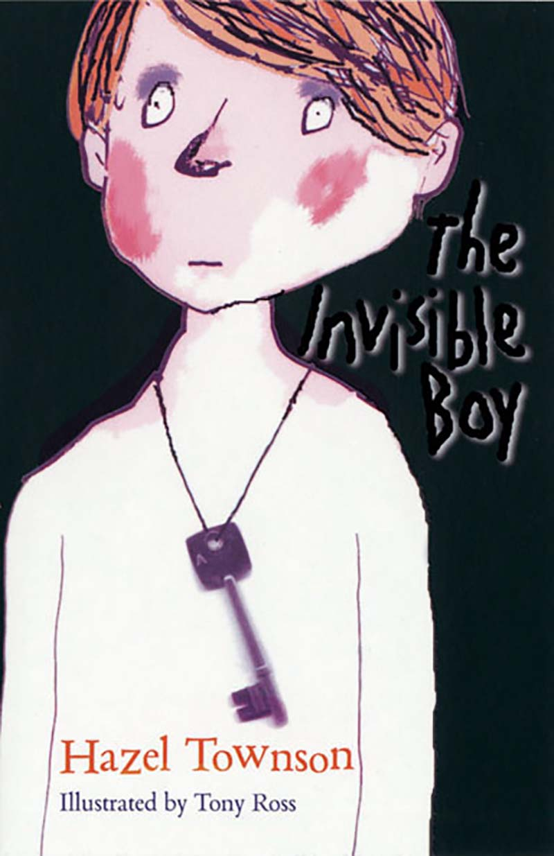 The Invisible Boy - Jacket