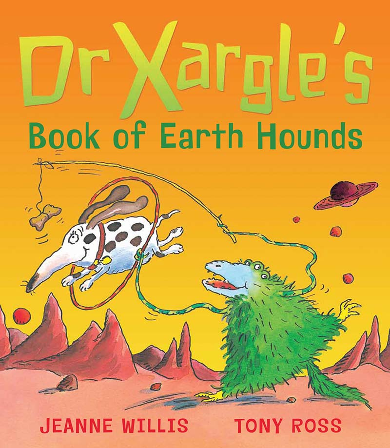 Dr Xargle's Book Of Earth Hounds - Jacket
