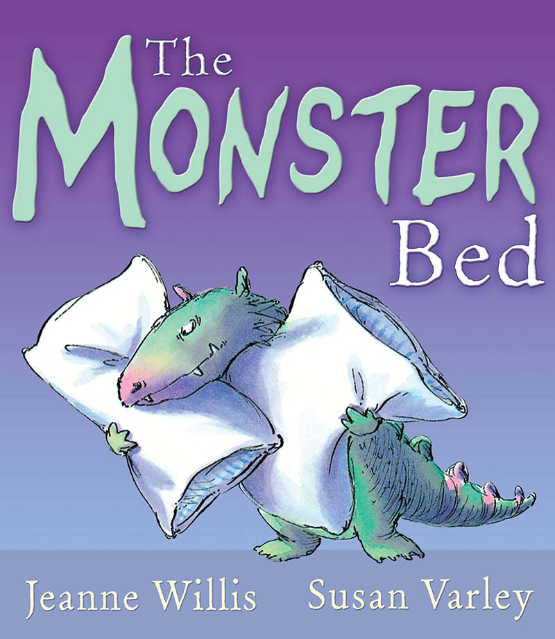 Monster Bed, The - Jacket