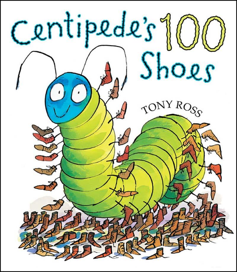 Centipede's 100 Shoes - Jacket