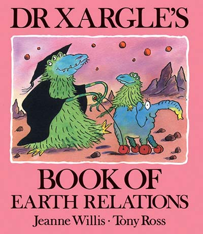 Dr Xargle's Book Earth Relations - Jacket