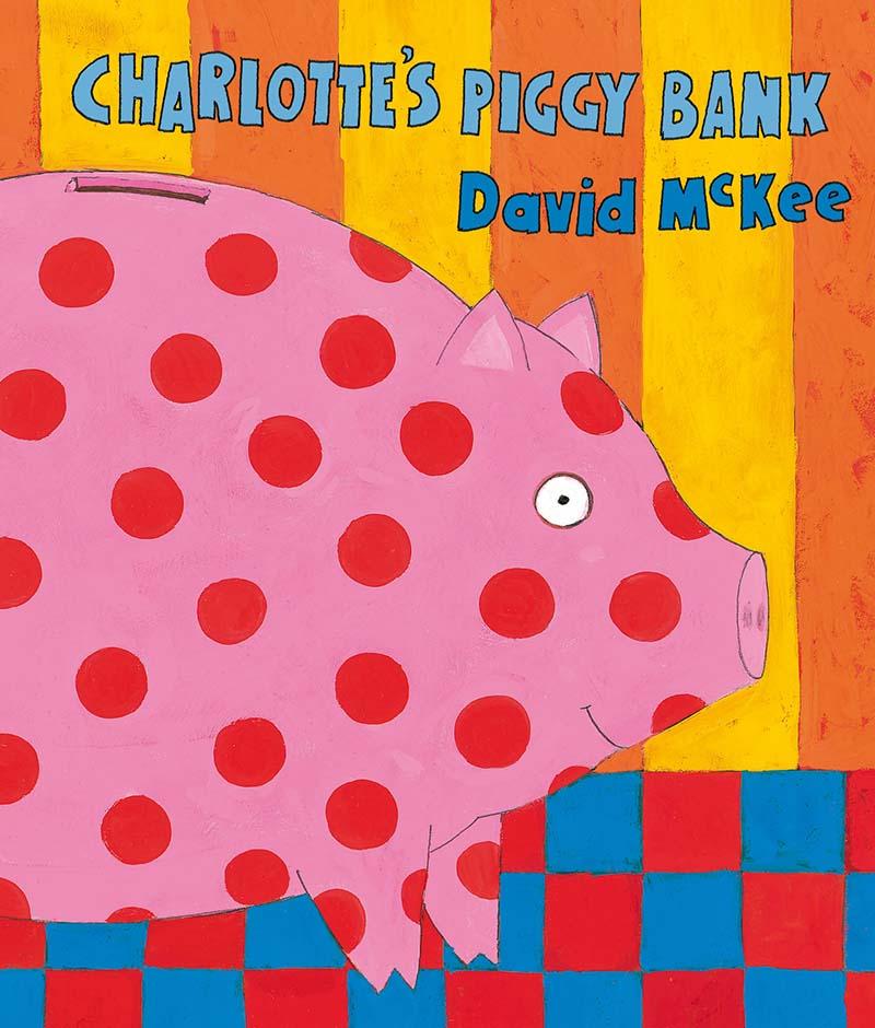 Charlotte's Piggy Bank - Jacket