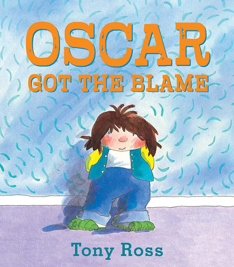 Oscar Got the Blame - Jacket