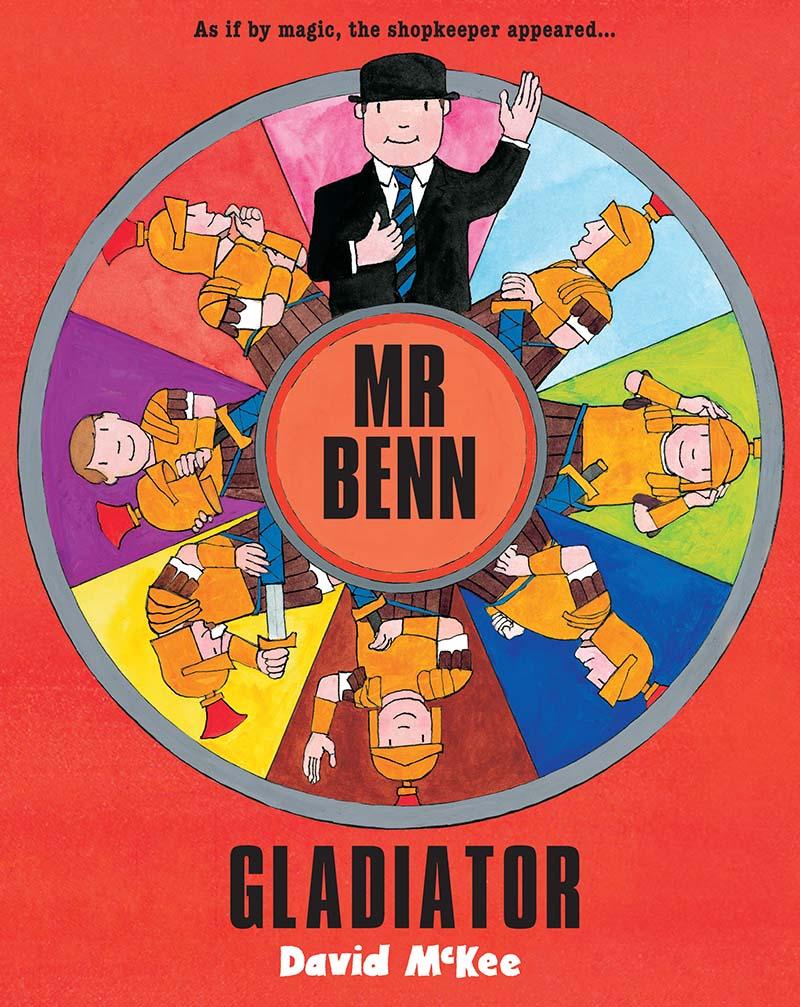 Mr Benn - Gladiator - Jacket