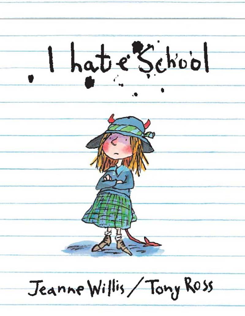 I Hate School! - Jacket