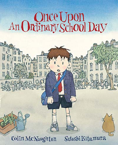 Once Upon an Ordinary School Day - Jacket
