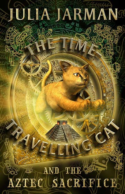 The Time-Travelling Cat and the Aztec Sacrifice - Jacket